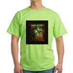 You are not alone in the universe. Green T-Shirt