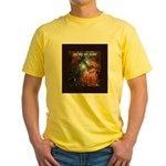 You are not alone in the universe. Yellow T-Shirt