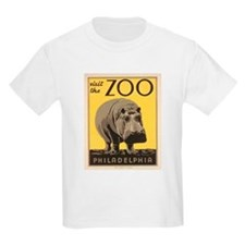 Philadelphia Zoo Kids T-Shirt