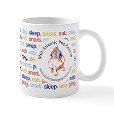 snort.sleep.eat.play Mug