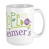 Hope For Alzheimer's Disease Mug