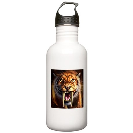 Sabertooth 1.png Stainless Water Bottle 1.0L