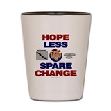 HOPEless Spare CHANGE Shot Glass