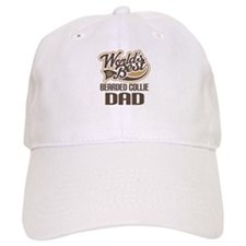 Bearded Collie Dad Baseball Cap