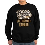 Bullmastiff Dad Jumper Sweater