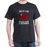 The Future World War Champs T-Shirt
