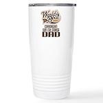 Cardigan Welsh Corgi Dad Ceramic Travel Mug