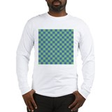 Regular Check Long Sleeve T-Shirt