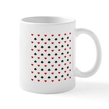 Spades and Hearts Mug