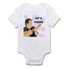Let's Strum! Infant Bodysuit