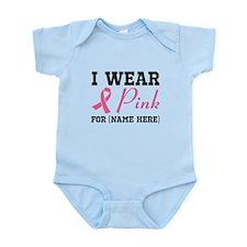 Wear Pink Onesie