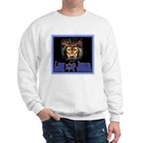 Lion of Judah 8 Sweatshirt