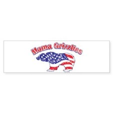 Mama Grizzlies Bumper Sticker