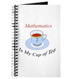 Math is my cup of tea Journal