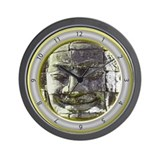 Bayon Buddha Clock Wall Clock