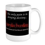 Phoenix Burning teaser art Mug