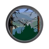 Pinecrest, CA Wall Clock