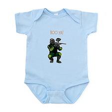 Boo Ya Paintballer Infant Bodysuit