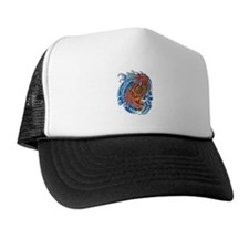 Phoenix Arisen Trucker Hat