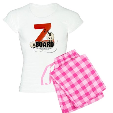 Zzz Board Women's Light Pajamas