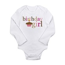 Birthday Girl Body Suit