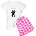 BOO YA Paintballer Women's Light Pajamas