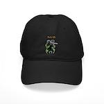 BOO YA Paintballer Black Cap