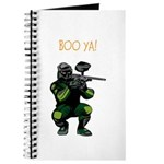 BOO YA Paintballer Journal