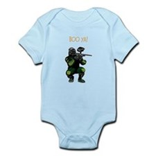 BOO YA Paintballer Infant Bodysuit