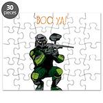 BOO YA Paintballer Puzzle