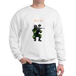 BOO YA Paintballer Sweatshirt