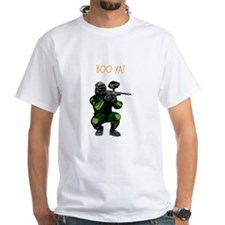 BOO YA Paintballer Shirt