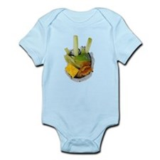 Hang Loose with Futomaki Sushi Infant Bodysuit