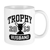 Trophy Husband 2013 Small Mug