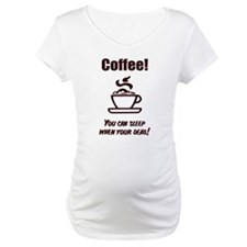 Funny Coffee Sayings Shirt