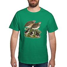 Coturnix Quail Family T-Shirt