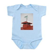 Colony Barn Weathervane Infant Bodysuit