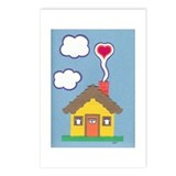 Hearth & Heart Postcards (Package of 8)