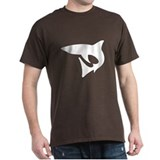 Mako Shark Black T-Shirt