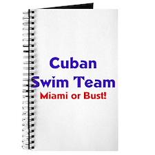 Cuban Swim Team Journal