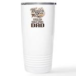 English Cocker Spaniel Dad Ceramic Travel Mug