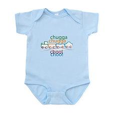 Chugga Chugga Choo Choo Infant Bodysuit
