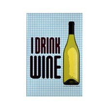 Wine Drinker's Magnet (10 Pack)