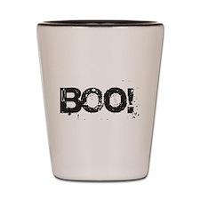 Boo! Shot Glass