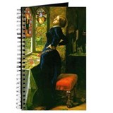 Mariana by Millais Journal