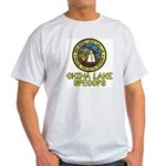 China Lake SpecOps Ash Grey T-Shirt