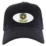 China Lake SpecOps Black Cap