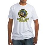 China Lake SpecOps Fitted T-Shirt