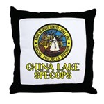 China Lake SpecOps Throw Pillow