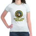 China Lake SpecOps Jr. Ringer T-Shirt